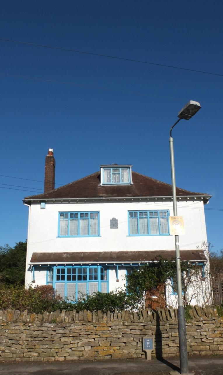 Cheltenham Blue House