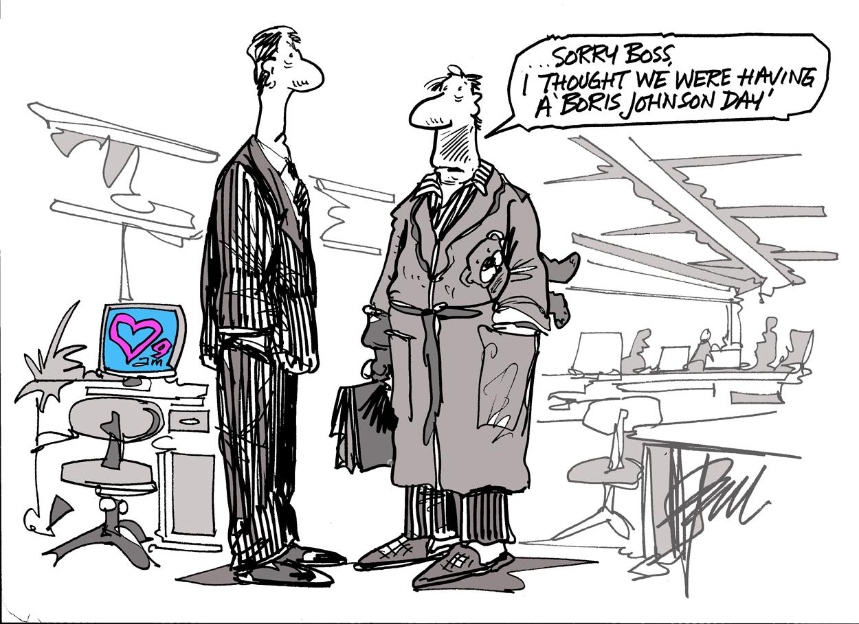 Boris Johnson Day