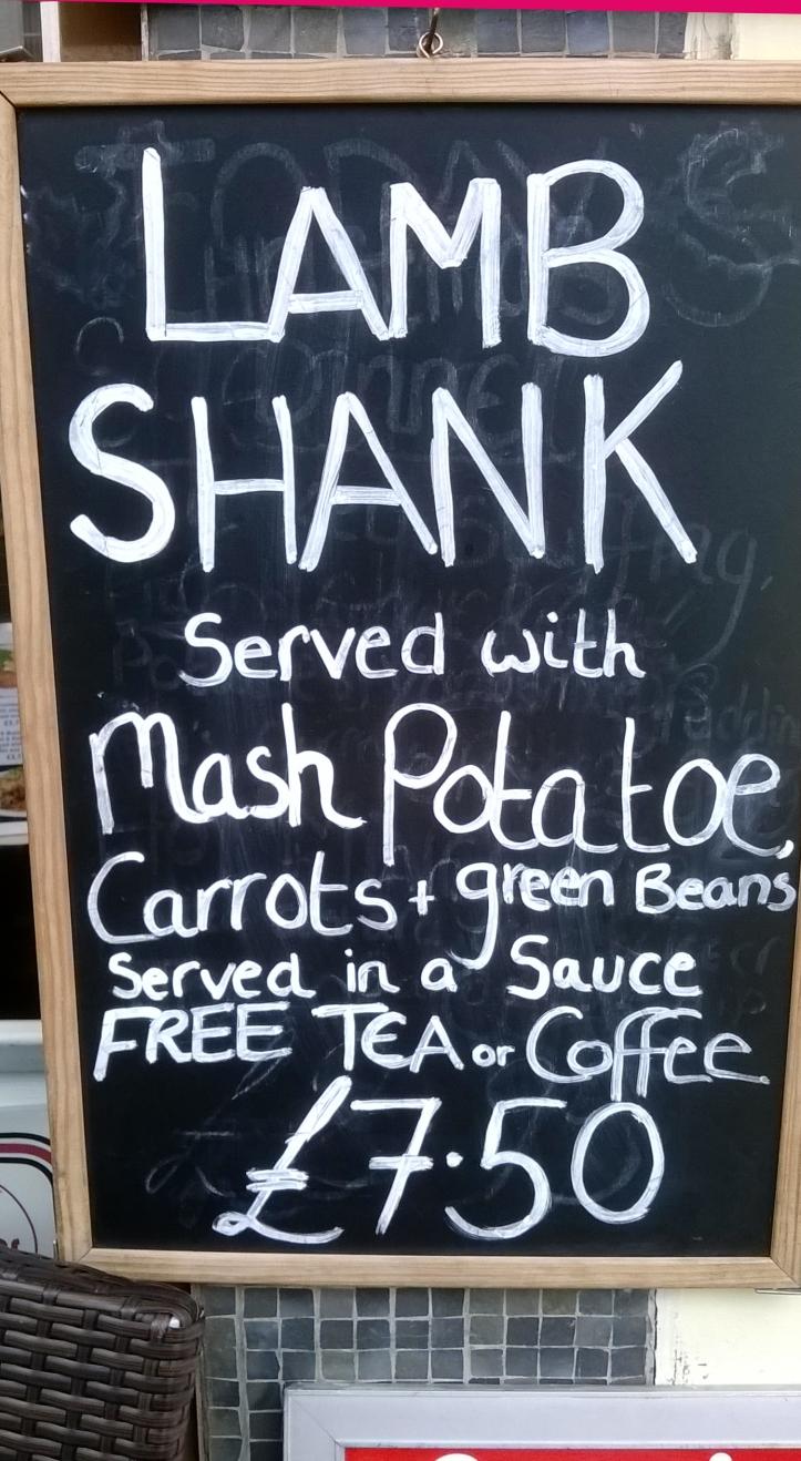 Ma, shed, pot, a toe....