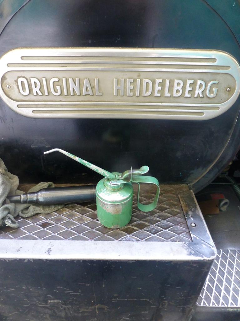 heidelbergoil
