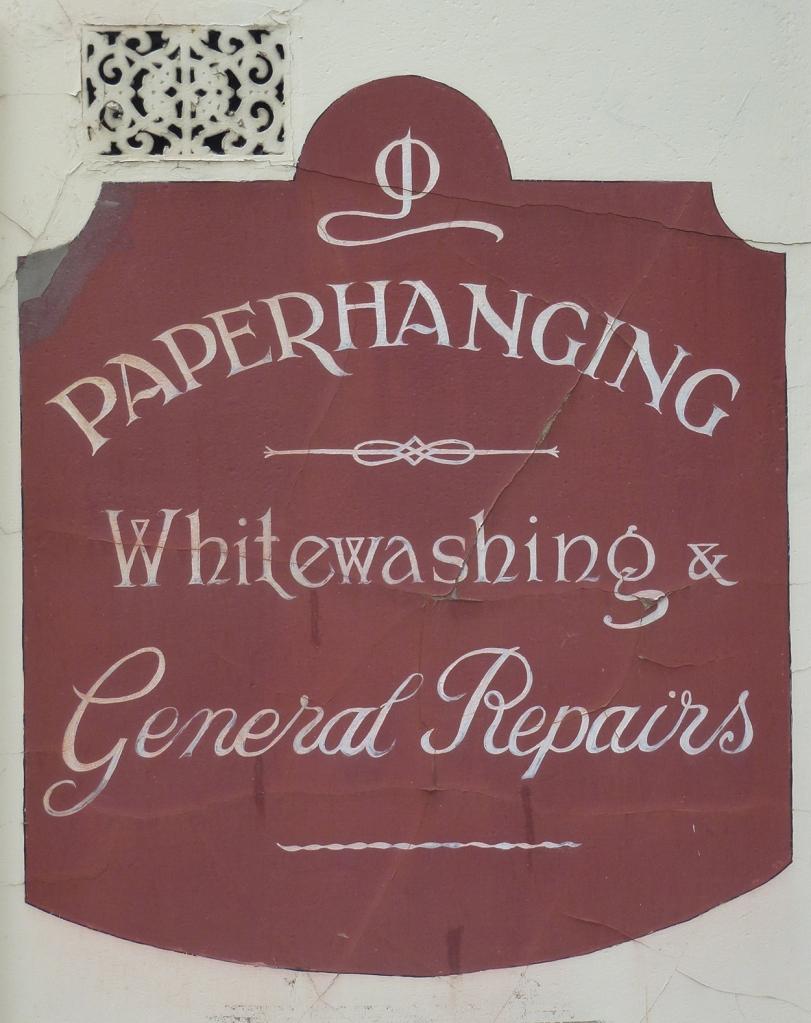 paperhanging