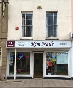 Kim nails