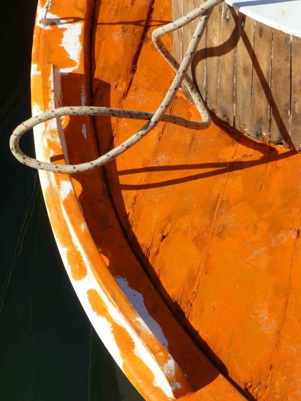 Rosorangeboat