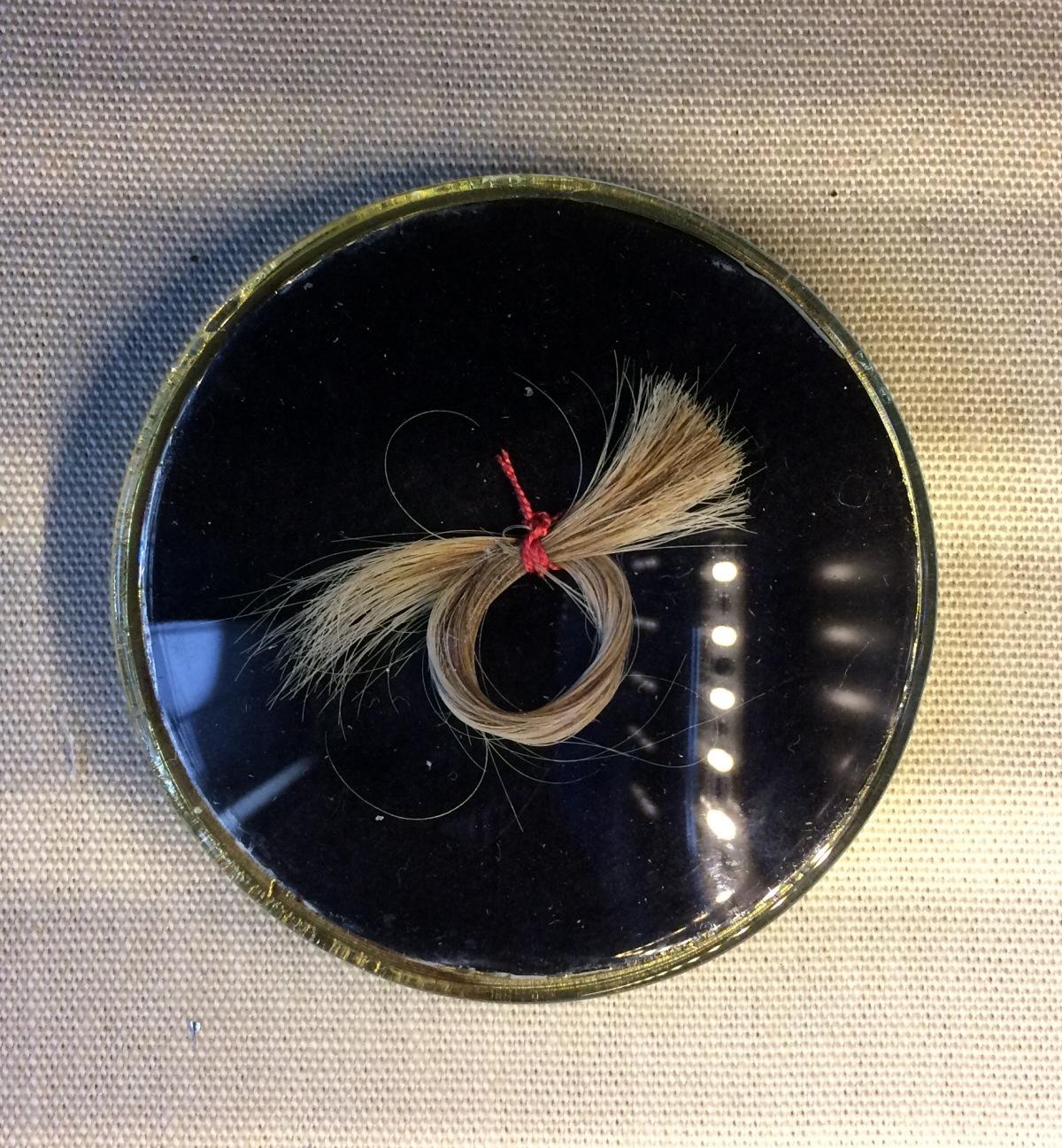 Dickens hair