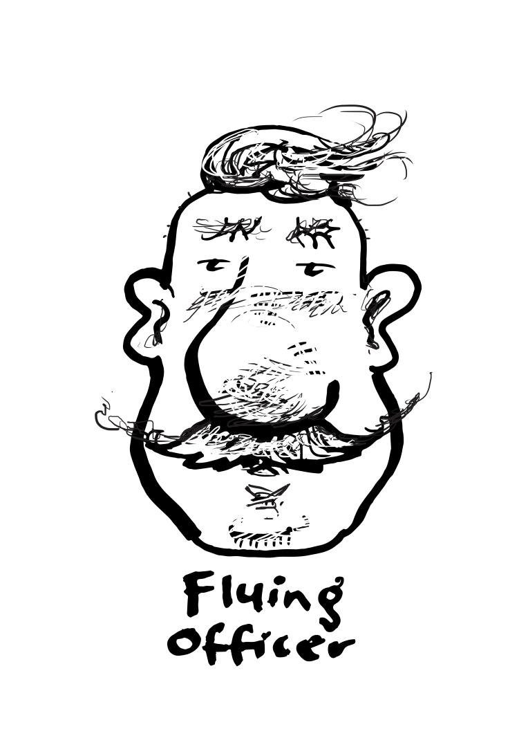Haircutflyingoff