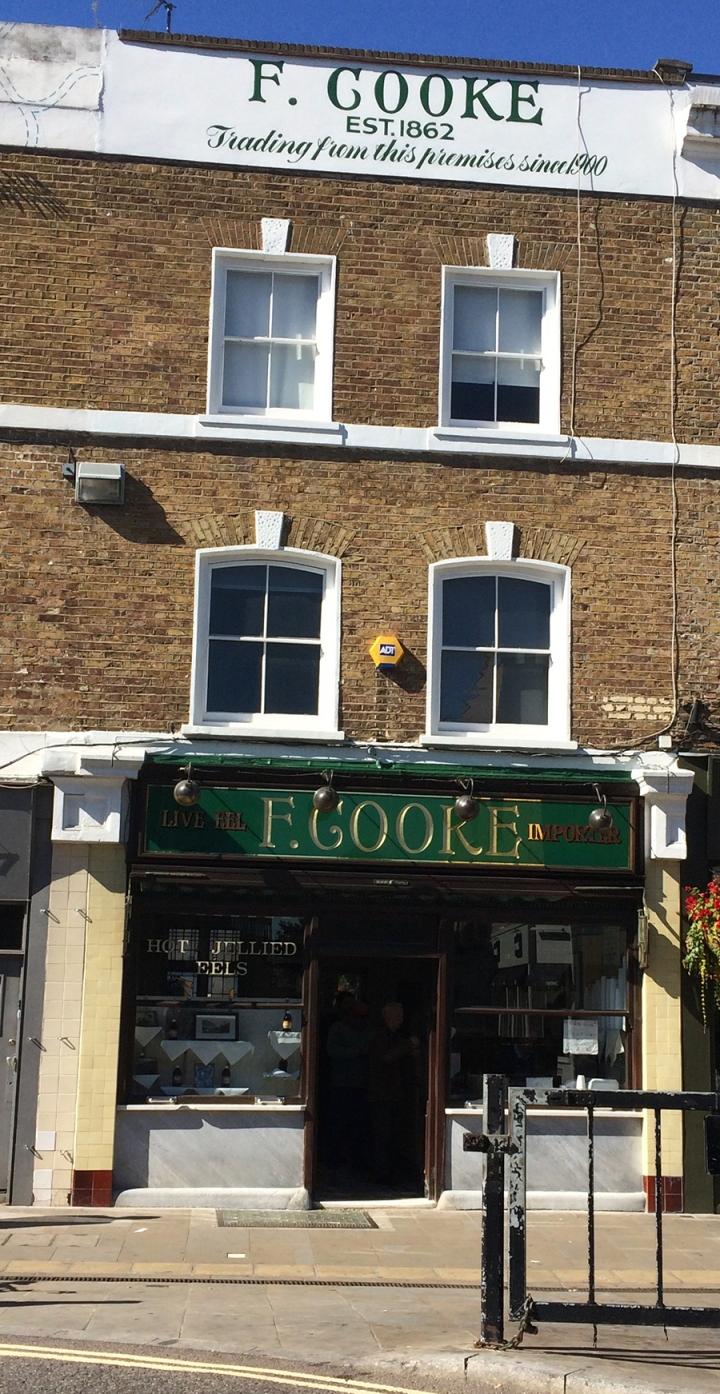 eel shop